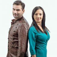 John y Andrea