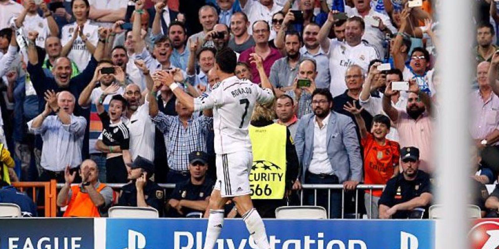 """Cristiano fue el encargado de cobrarlo y convertirlo en el 1-0 sobre la """"Vecchia Signora"""". Foto:Vía twitter.com/realmadridcf"""