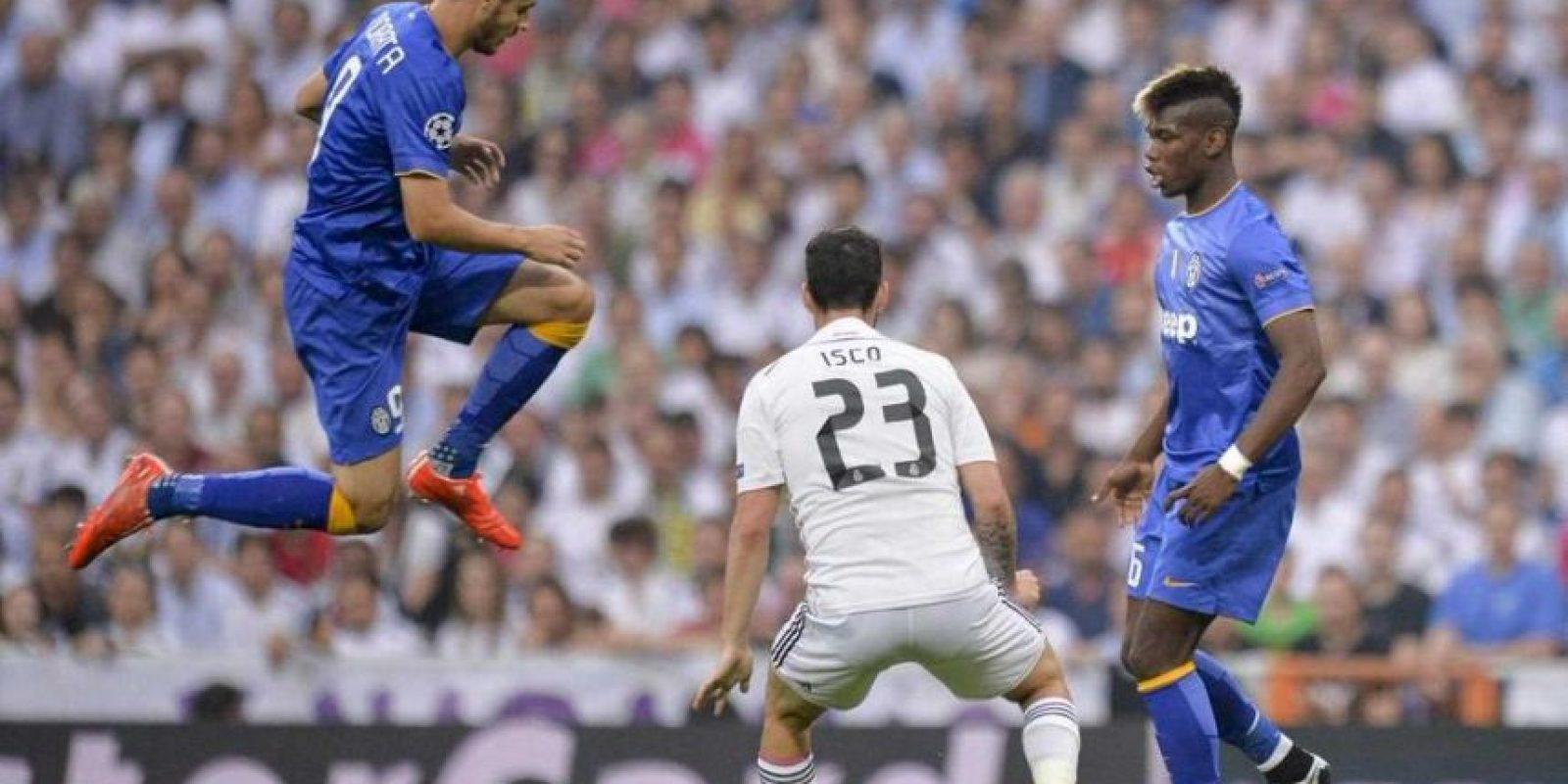 Juventus llegó al partido con una ventaja de 2-1. Foto:Vía twitter.com/juventusfc