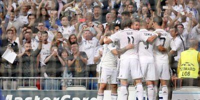 Con este resultado, el club merengue está en la final de la Champions League por la regla del gol de visitante. Foto:Vía twitter.com/realmadridcf