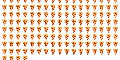 La nueva forma de pedir pizza con un emoji llegó a Twitter Foto:twitter.com/dominos/