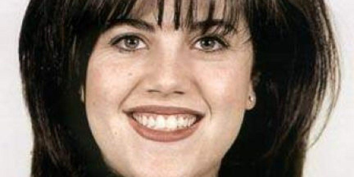 FOTOS: Así ha cambiado Mónica Lewinsky