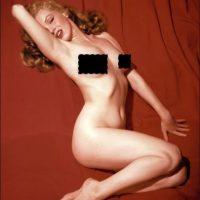 Marilyn Monroe. Foto:vía Playboy