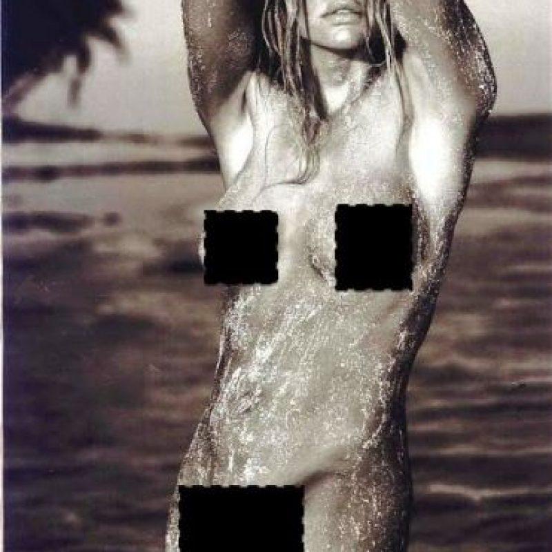 Denisse Richards. Foto:vía Playboy