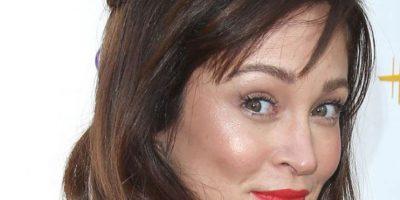 """Ha estado en series como """"Pushing Daisies"""" y """"Hart of Dixie"""". Está casada y con dos hijos. Foto:vía Getty Images"""