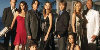 """""""The O.C."""" narraba la vida de varios adolescentes adinerados californianos. Se transmitió desde 2003 hasta 2007 y fue una de las más importantes de esa década. Así ha cambiado su elenco desde su primera emisión. Foto:vía Fox"""