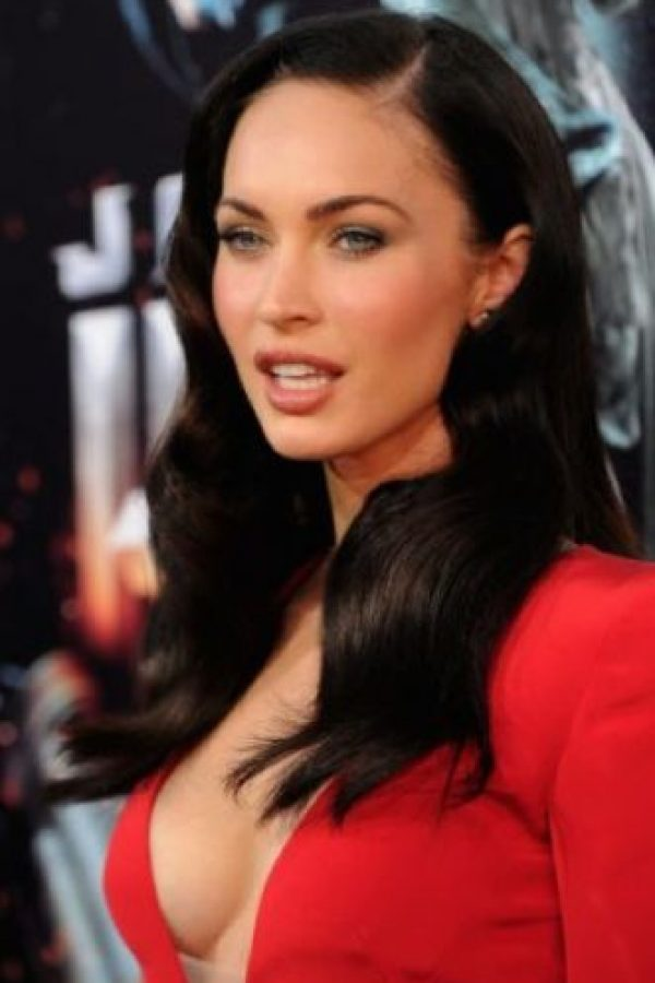 Megan Fox Foto: vía Getty Images