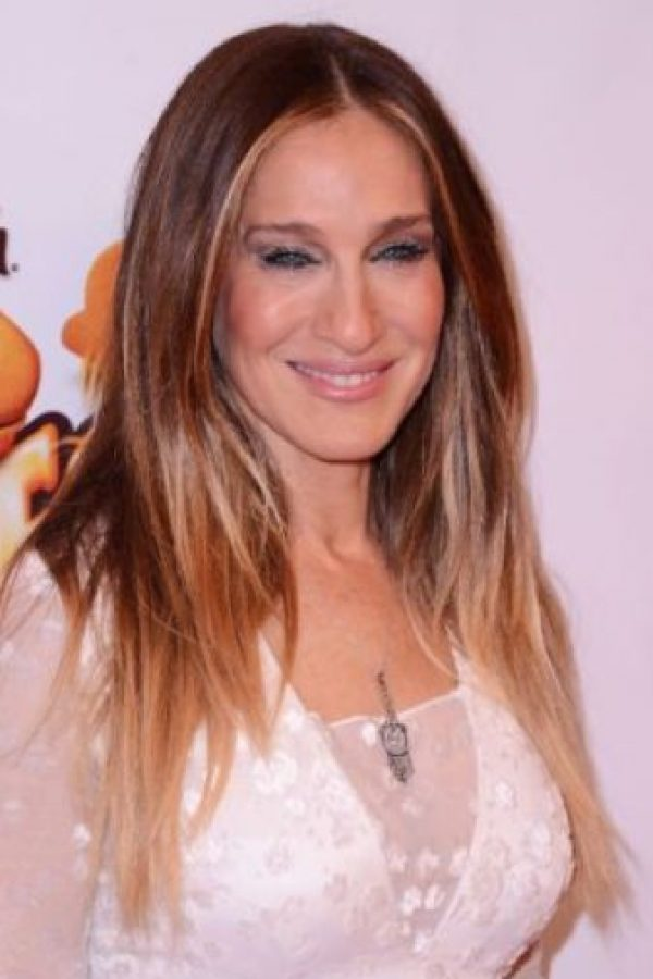 Sarah Jessica Parker Foto: vía Getty Images