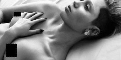 Miley Cyrus. Foto:W Magazine.