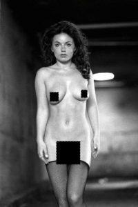 Geri Halliwell, en 1998. Foto:vía Playboy
