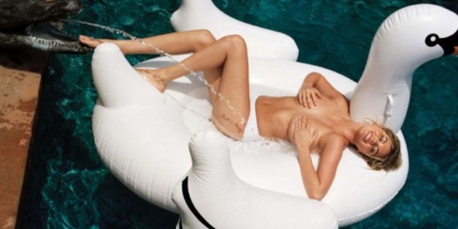 Kate Upton. Foto:Vogue Alemania.