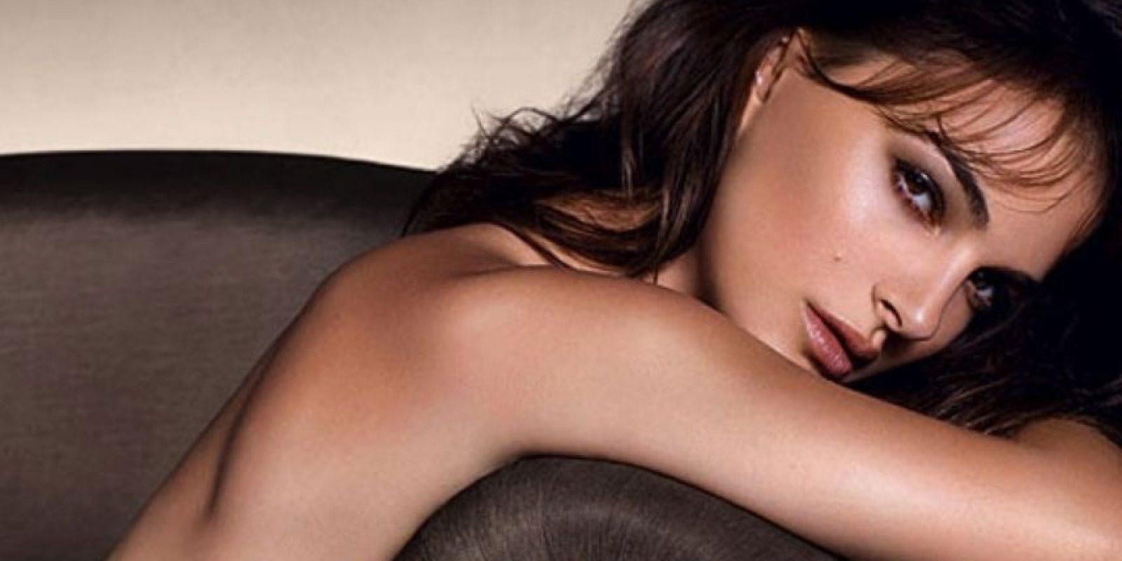 Natalie Portman. Foto:vía Dior.
