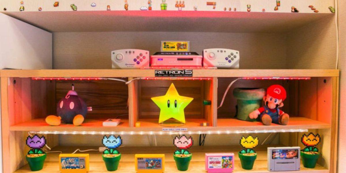 Este es el departamento que todo fan de Nintendo quiere tener