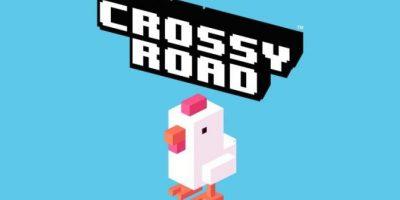 Crossy Road. El nombre y el concepto del juego está basado en un chiste: ¿Por qué la gallina cruzó al otro lado de la calle? Foto:HIPSTER WHALE