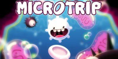 Microtrip es una aventura extraña dentro de las entrañas de monstruo. Sin embargo, las animaciones son muy tiernas Foto:Arthur Guibert