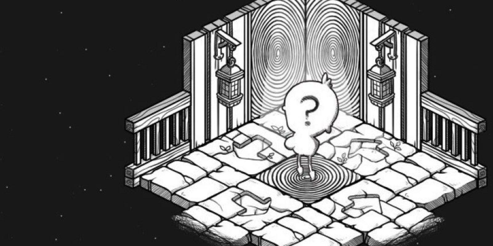 Oquonie es un puzzle para fans de quienes les gustan las ilustraciones y dibujos a mano con personajes muy extraños Foto:David Mondou-Labbe
