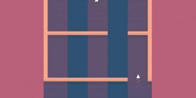 Radical es una combinación de laberintos y Space Invaders (pero sin disparos) donde tu misión será llevar un triángulo al final del camino Foto:8BITBOY
