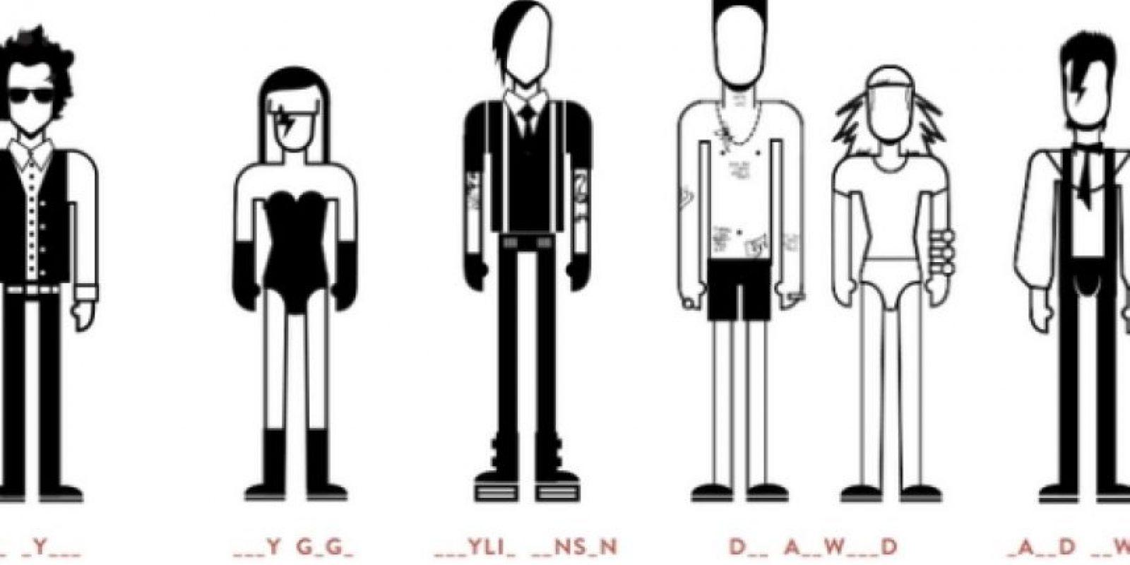 Band Land es perfecta para los melómanos. Deben probar cuantos nombres de grupos musicales puedes nombrar Foto:Undercoders