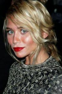 Ashley Olsen Foto: vía Getty Images