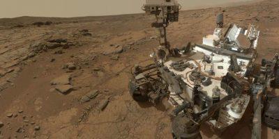 Curiosity llegó a Marte en agosto del 2012. Foto:Vía http://www.nasa.gov