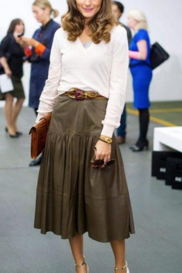 Olivia Palermo. Foto:vía Getty Images