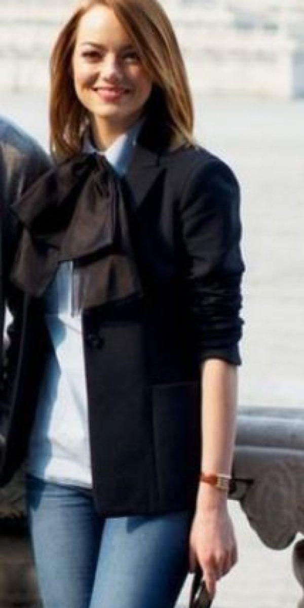 Emma Stone. Foto:vía Getty Images