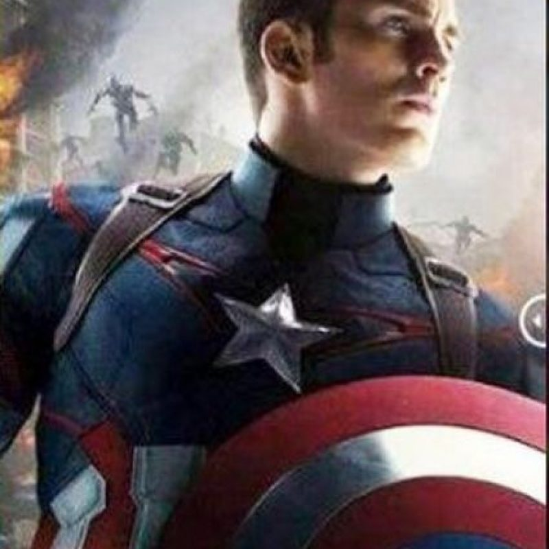 Chris Evans Foto:Marvel
