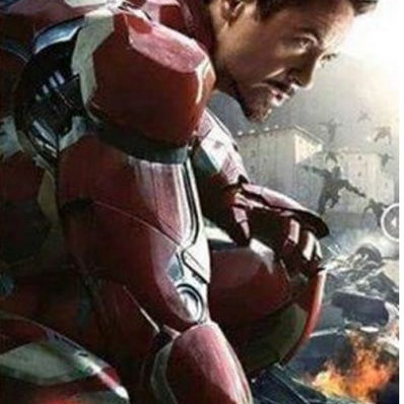 Robert Downey, Jr. Foto:Marvel