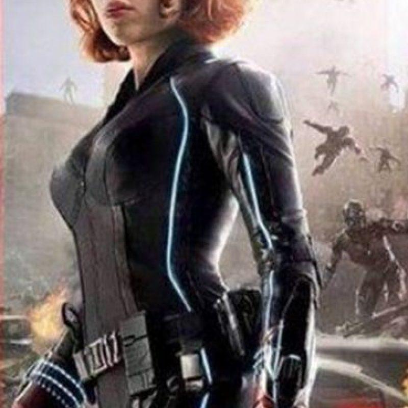 Scarlett Johansson Foto:Marvel