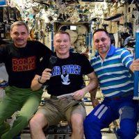 El regreso de los astronautas a Tierra se pospuso para el mes de junio. Foto:Vía Instagram.com/astro_terry