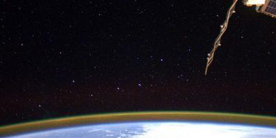 Los astronautas han captado en imágenes y video múltiples fenómenos naturales. Foto:Vía Instagram.com/astro_terry