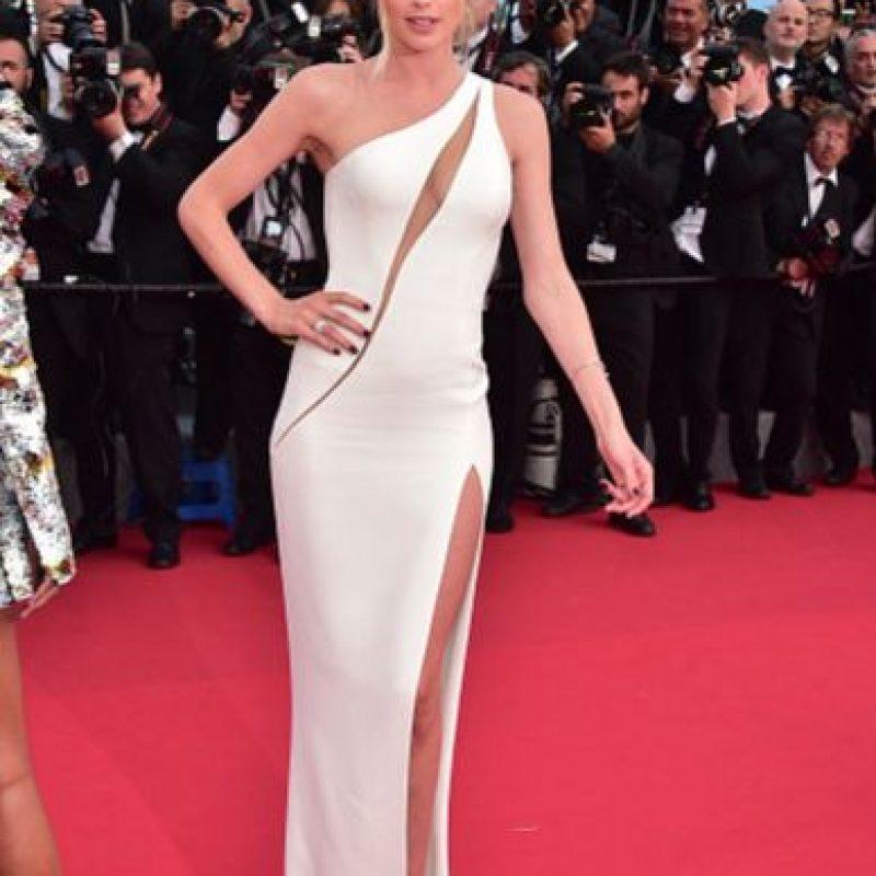 Doutzen Kroes no necesitó disfrazarse de Miss Universo. Foto:vía Getty Images
