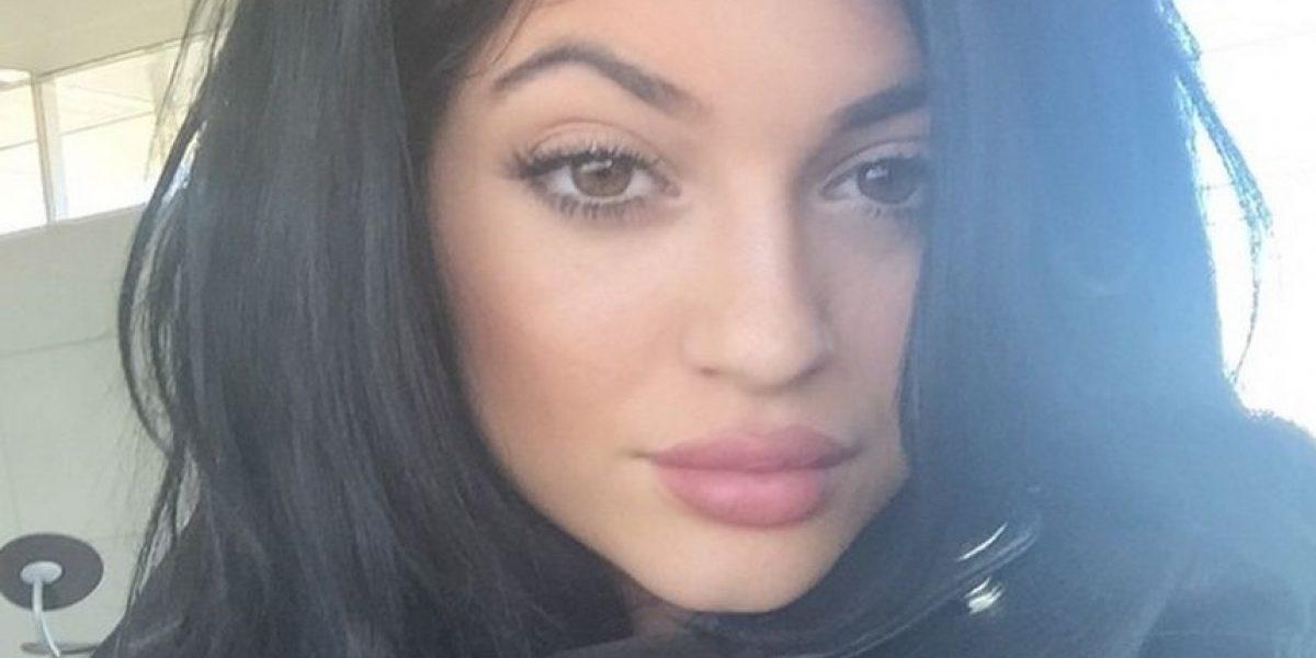 Así es como se puede conseguir los labios de Kylie Jenner sin lastimarse