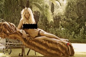Tara Reid. Foto:vía Playboy
