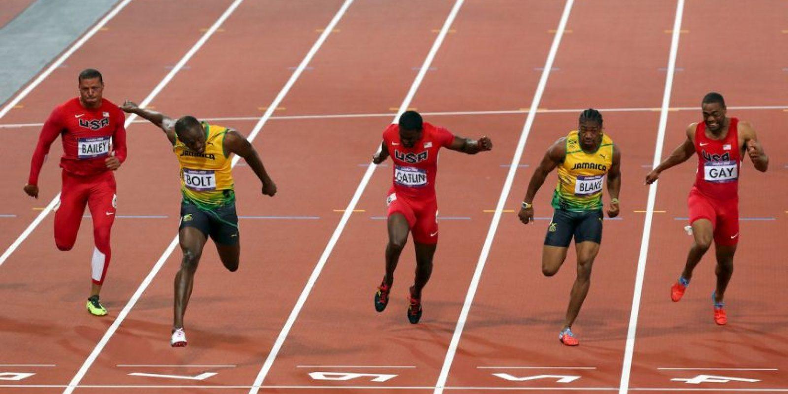 El bronce fue para Trinidad & Tobago, luego de que el equipo de Canadá, que llegó tercero, fuera descalificado. Foto:Getty Images