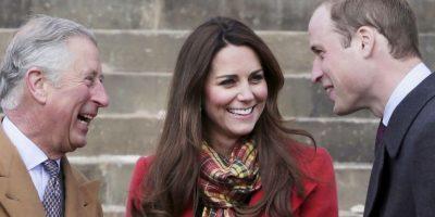 2. Hijo de la reina Isabel II y el príncipe Felipe. Foto:Getty Images