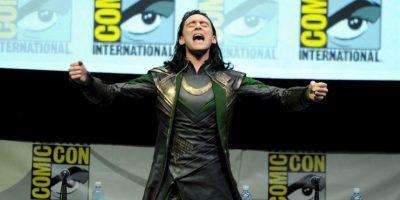 """Hiddleston es mejor conocido por interpretar a """"Loki"""" el hermano de """"Thor"""" Foto:Getty Images"""