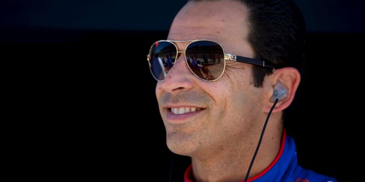 Helio Castroneves sufre impactante accidente en Indianápolis