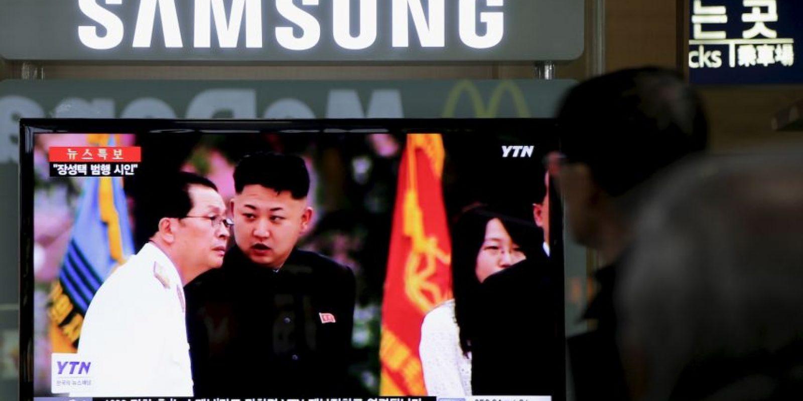 """1. Es fanático de un grupo de K-pop llamado """"The Moranbong band"""" Foto:Getty Images"""