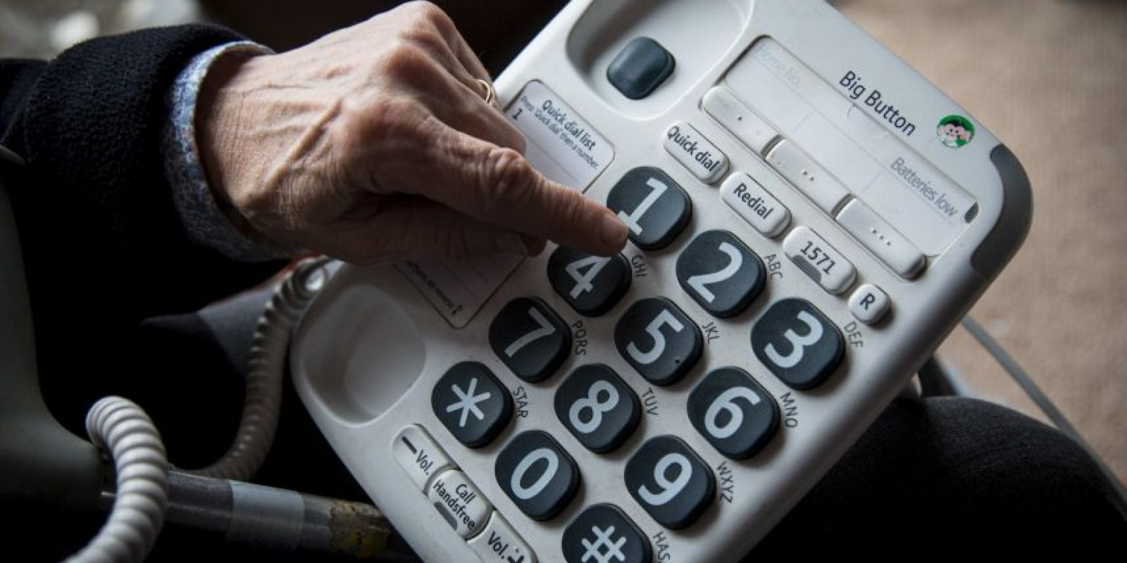 Clarence Blackmon, un hombre de 81 años, llamó al 911 cuando descubrió que su refrigerador estaba vacío. Foto:Getty Images