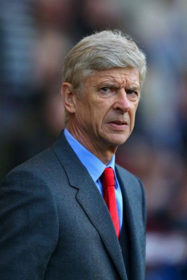 8. Arsene Wenger / Arsenal (Inglaterra) Foto:Getty Images
