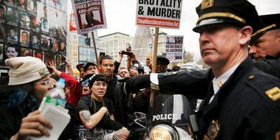David Levi Dehmann, que murió a causa de un golpe dado por un oficial de policía, tenía 33 años, autismo y síndrome de Tourette. Foto:Getty Images