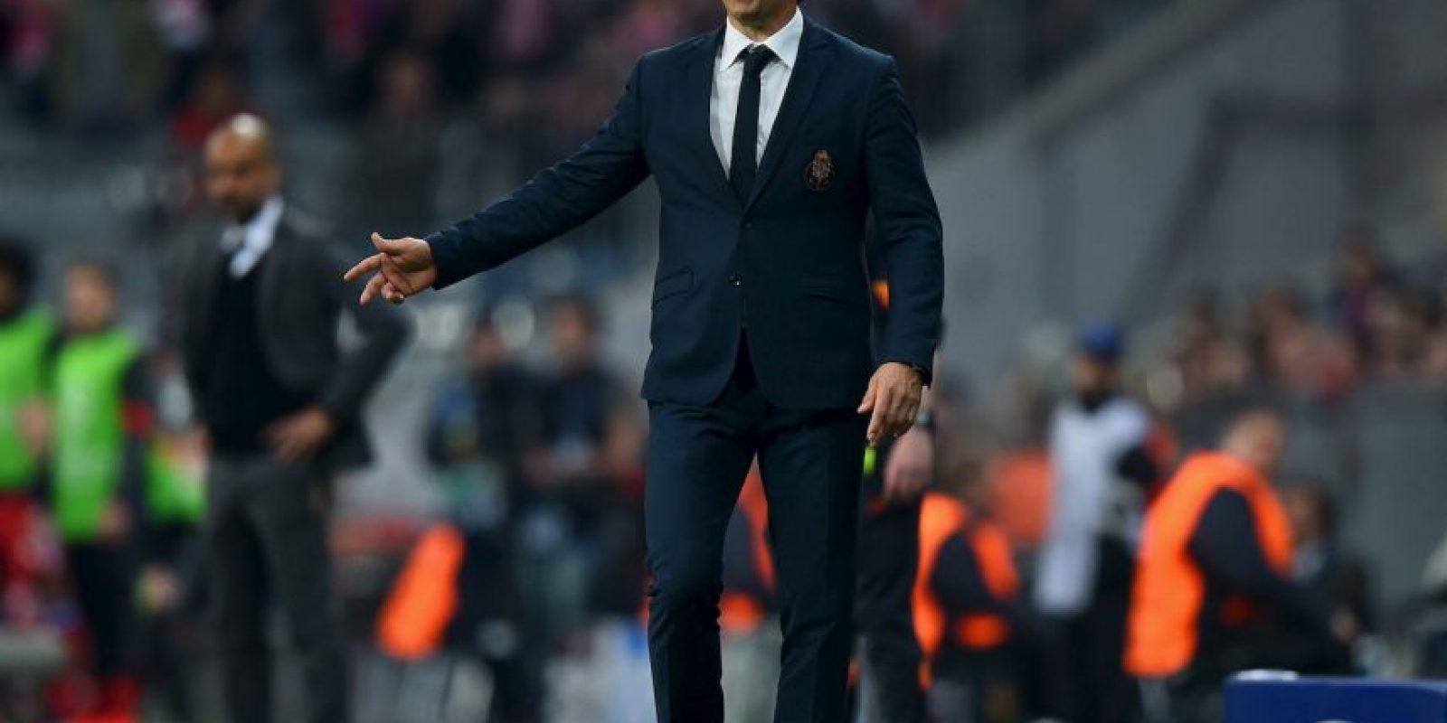 Este temporada llevó al Porto a cuartos de final de la Champions League y marcha segundo en la Liga de Portugal. Foto:Getty Images