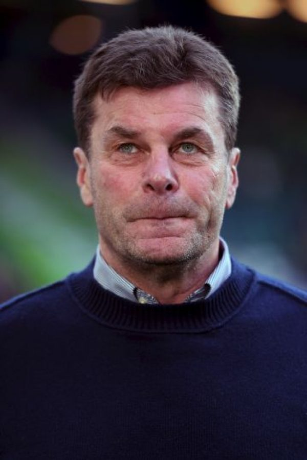 6. Dieter Hecking / Wolfsburgo (Alemania) Foto: Getty Images