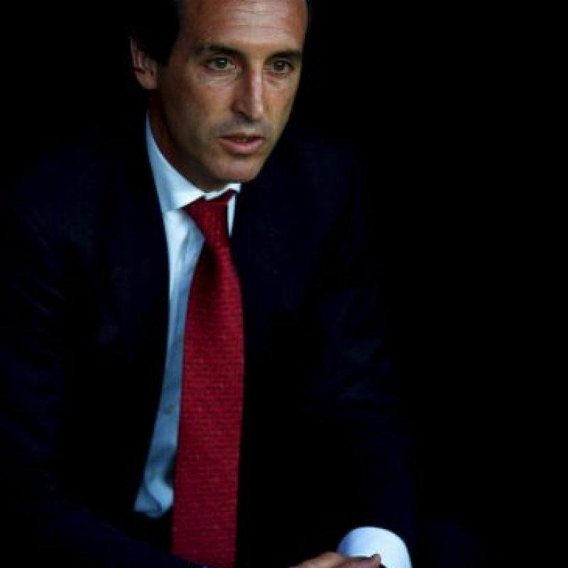 3. Unai Emery / Sevilla (España) Foto: Getty Images