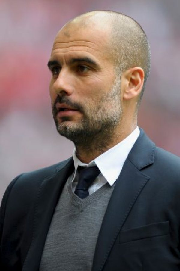 4. Pep Guardiola / Bayern Munich (Alemania) Foto: Getty Images