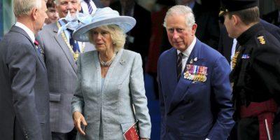 10. La mujer es ahora la duquesa de Cornwall. Foto:Getty Images