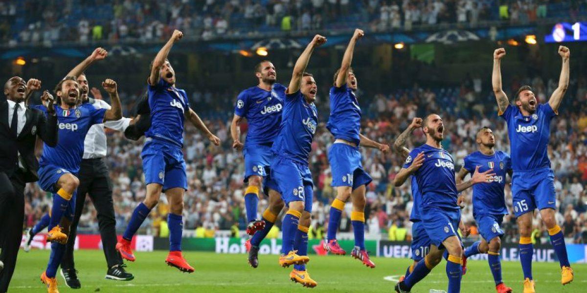 CHAMPIONS: 12 cifras que hacen a Juventus un finalista indiscutible