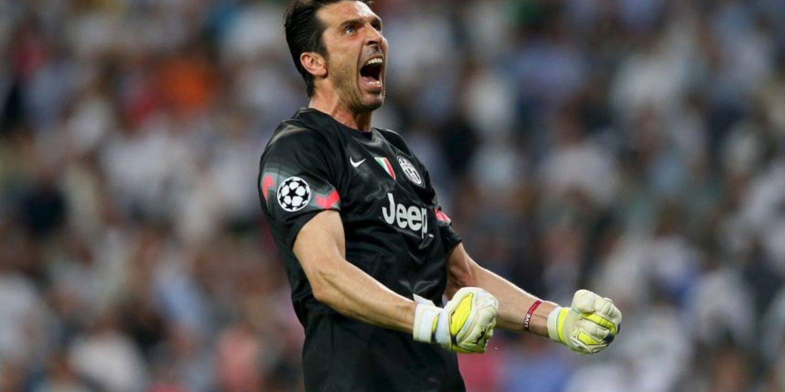 12. Si gana la final empataría a Inter de Milán y Manchester United con tres estrellas en el puesto siete como el más ganador de Europa Foto:Getty Images
