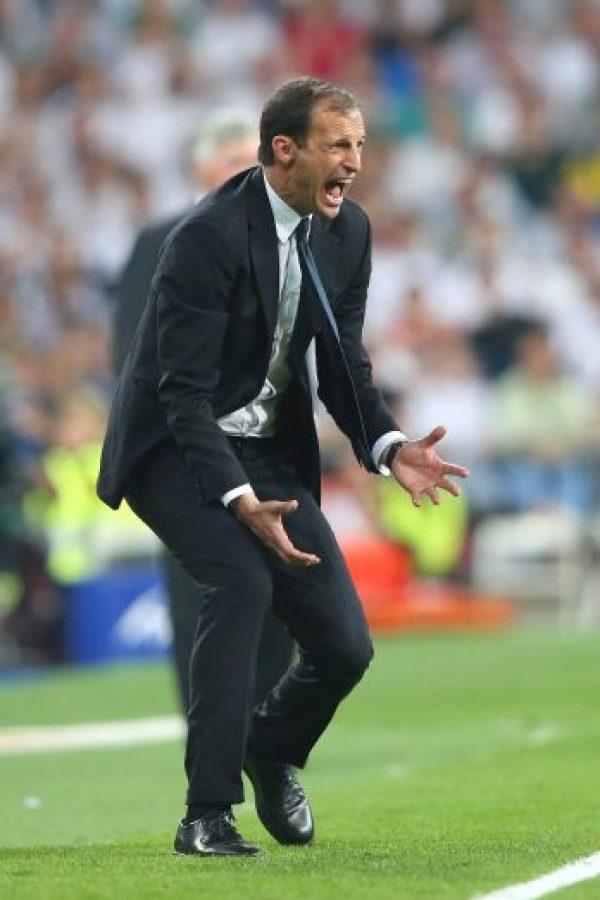 """Esta temporada consiguió el tetracampeonato de la """"Juve"""" en la Serie A, además, está en la final de la Copa de Italia y la Champions League. Foto:Getty Images"""